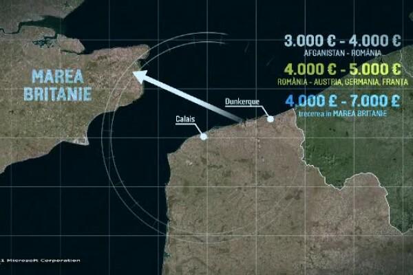 """Circuitul banilor în rețelele de migranți """"de contrabandă"""". Structuri de crimă organizată"""