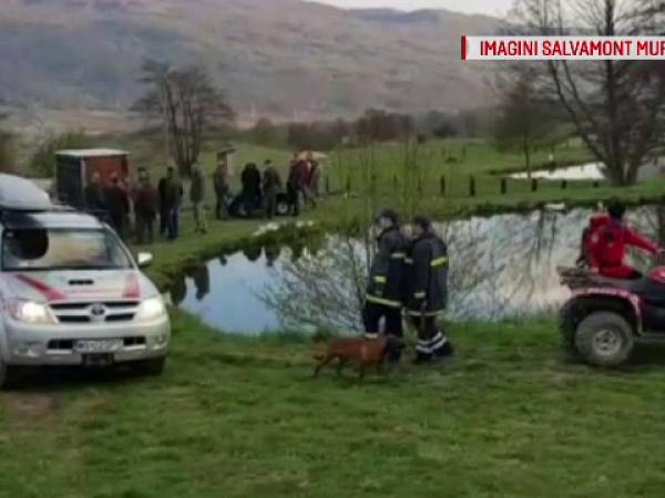 Mort după ce a căzut cu ATV-ul într-o baltă, pe munte