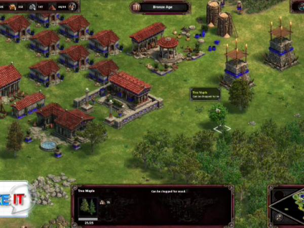 iLikeIT. Jocul săptămânii: Age of Empires 1, în varianta 4K