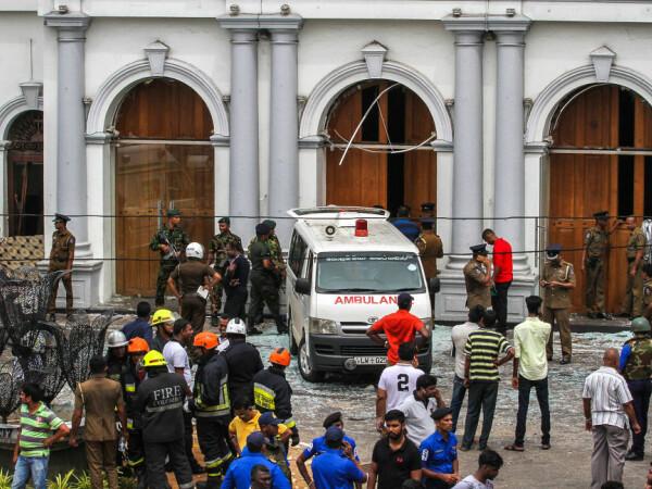Atacuri în lanț în Sri Lanka - 6