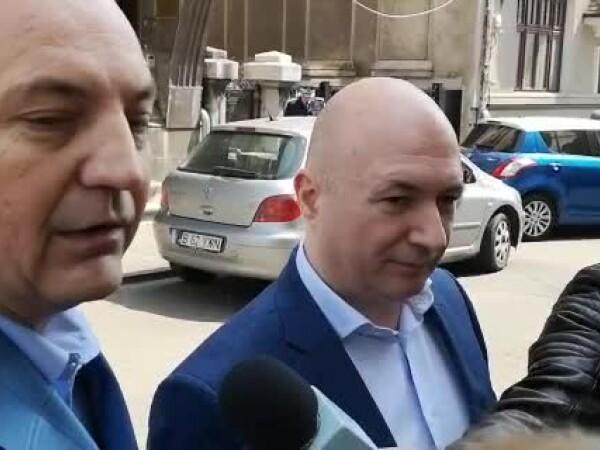 Codrin Ștefănescu și Mircea Drăghici