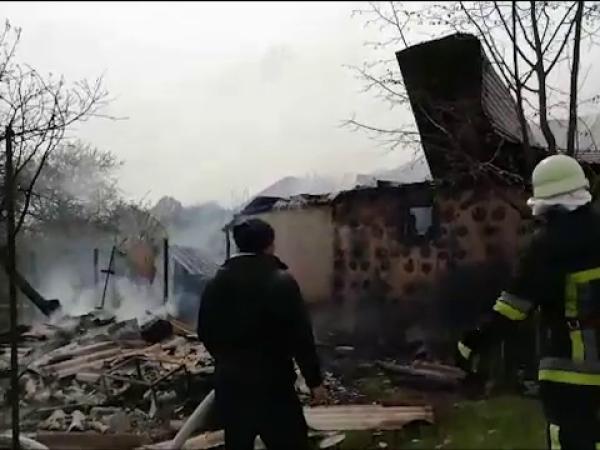 incendiu Argeș