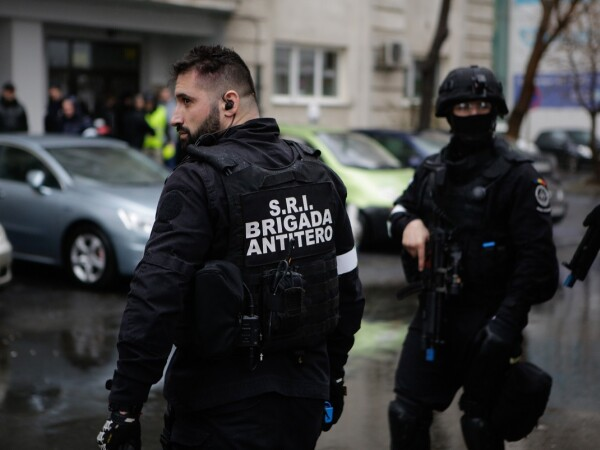 specialisti antiteroristi
