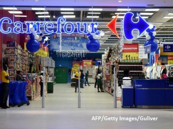 Carrefour - AFP/Getty