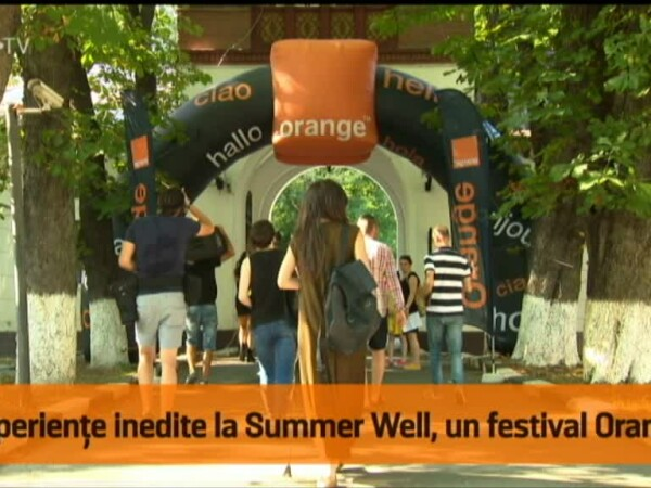 Orange Summer Well