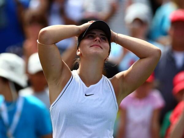 Bianca Andreescu a câștigat turnul de la Rogers Cup