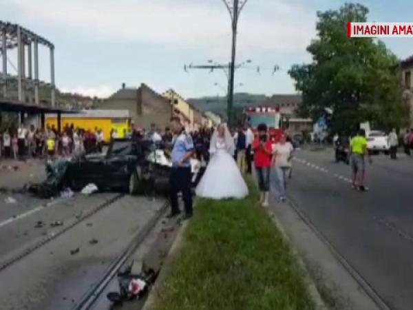 accident provocat de mire