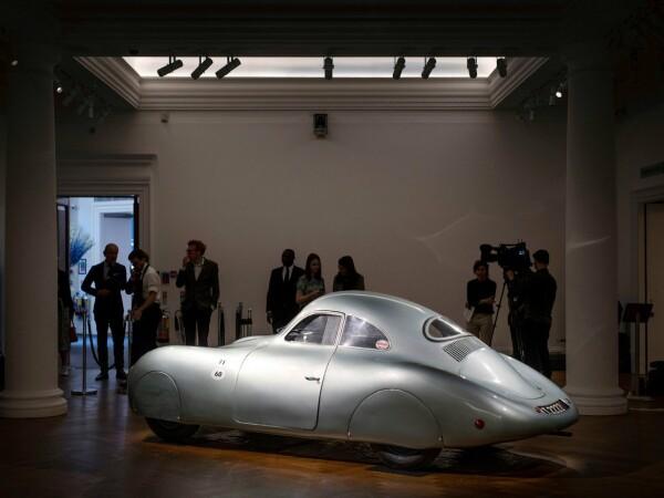 Un Porsche din perioada Germaniei naziste nu s-a mai vândut din cauza unei confuzii