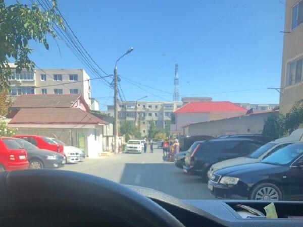 Două persoane au fost împușcate pe o stradă din Mangalia