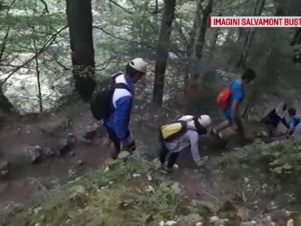 copii munte