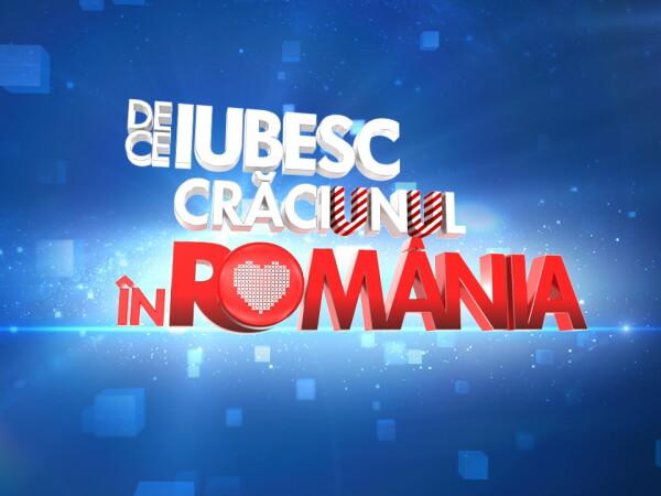 De ce iubesc Craciunul in Romania