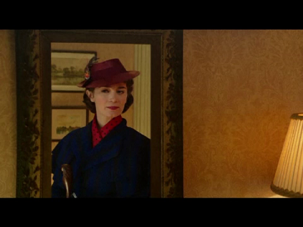 Emily Blunt - Mary Poppins