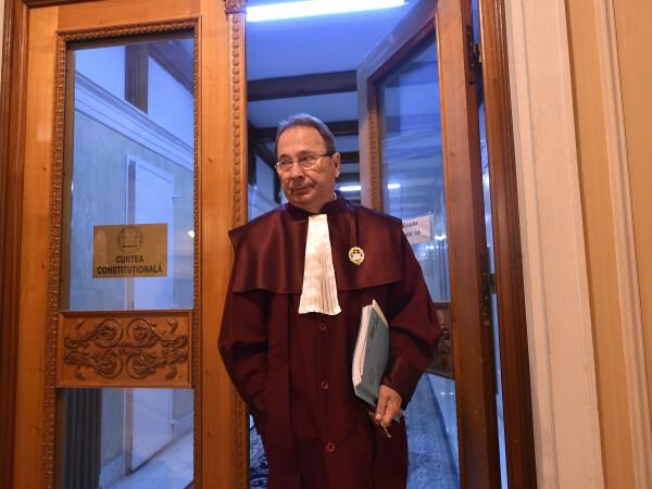 Valer Dorneanu, Curtea Constitutionala