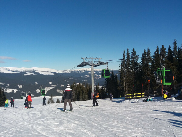 transalpina ski resort