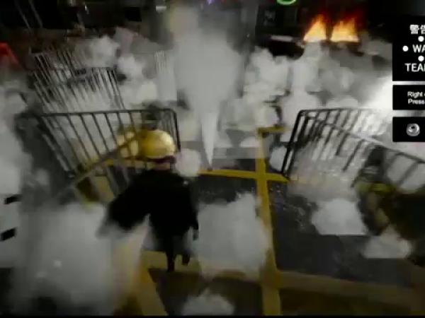 Protestele de la Hong Kong au devenit joc video