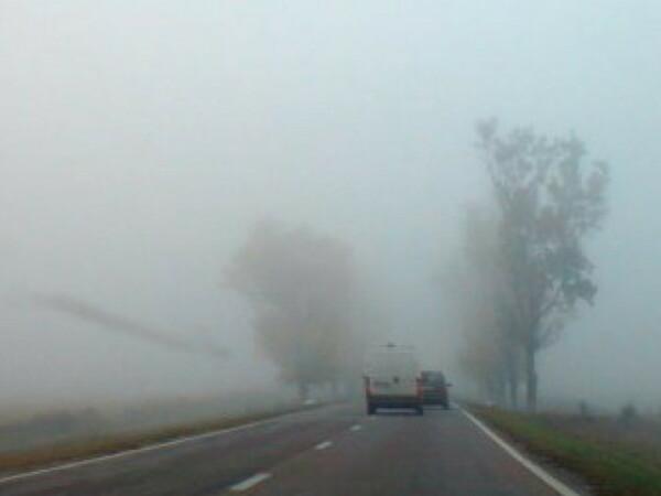 ANM: Nouă judeţe, sub atenţionări de ceaţă şi vizibilitate redusă