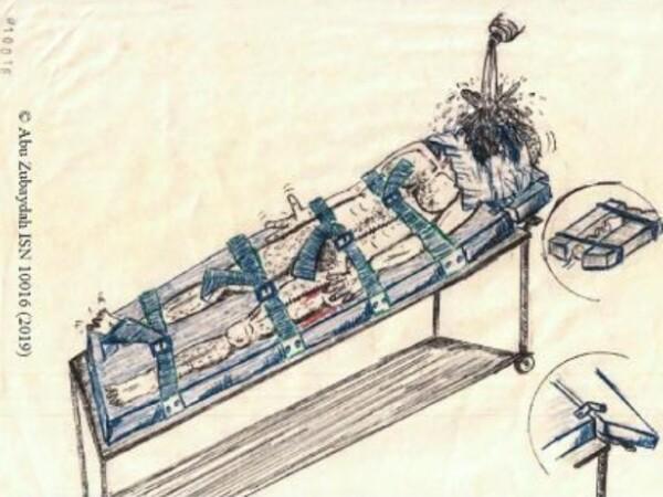 Ilustratii tortura CIA - 2