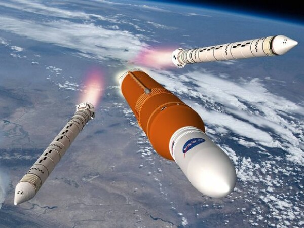 racheta NASA