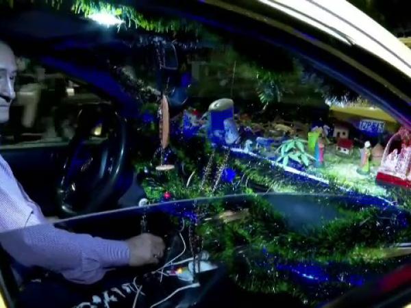 taxi Crăciun
