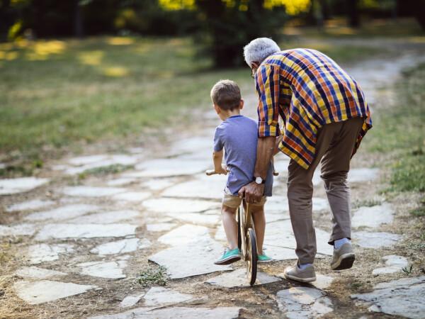 îndemnizație pentru bunici