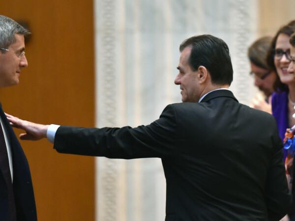 Ludovic Orban, Dan Barna