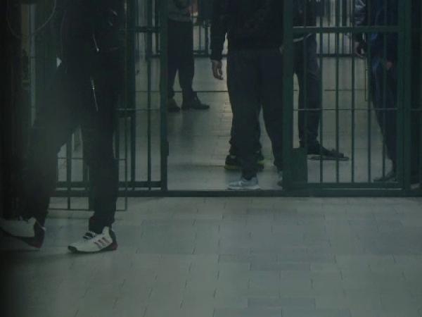 detinuti in penitenciar