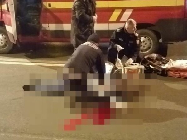 pieton, bucuresti, accident, sofer drogat