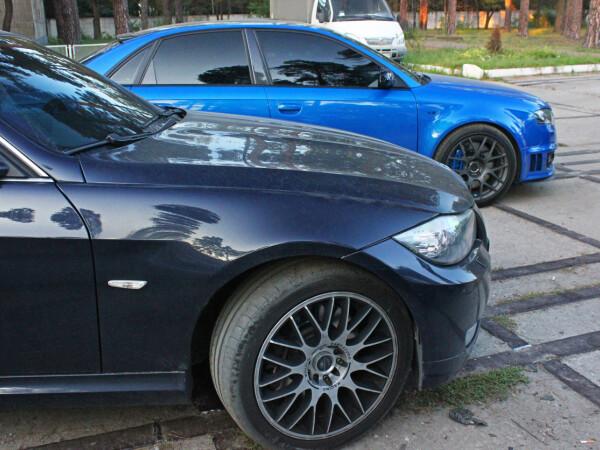 BMW și Audi