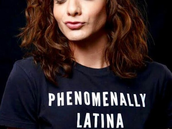 Actriţa şi scenarista Camila Maria Concepción, cunoscută pentru serialele
