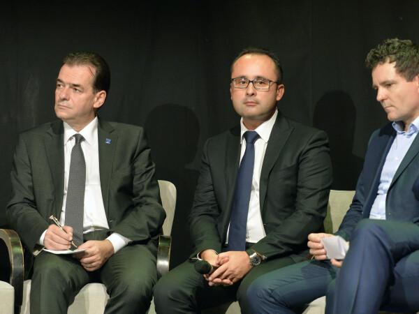 Ludovic Orban, Cristian Busoi, Nicusor Dan