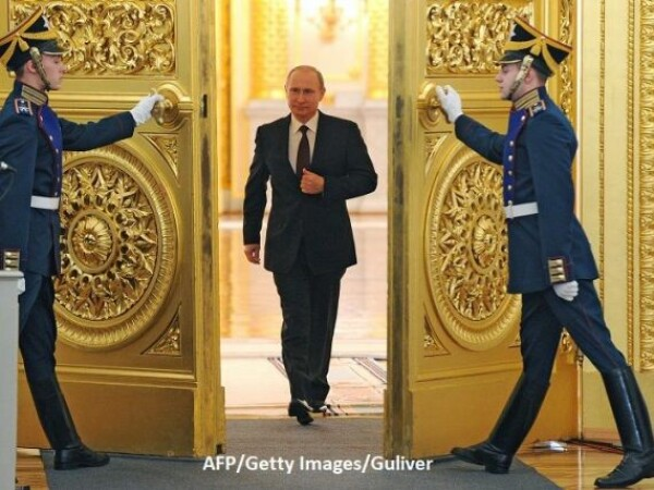 Vladimir Putin - AFP/Getty