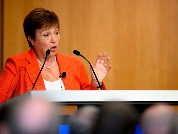 Kristalina Georgieva, șefa FMI