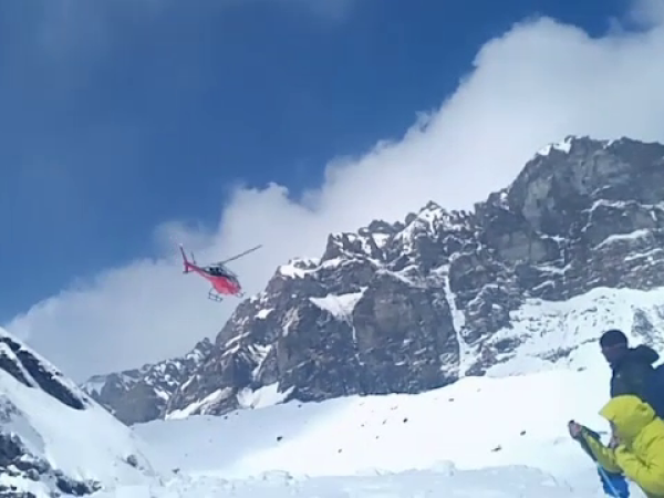 munte nepal