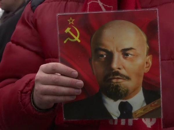 Cum au aniversat rușii 96 de ani de la moartea lui Lenin
