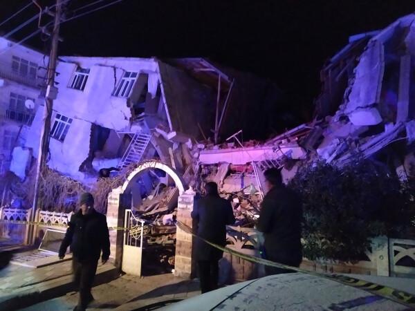 cutremur in Turcia - 6
