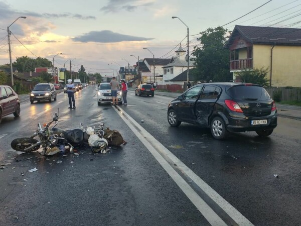 accident pitesti