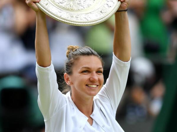 Simona Halep, campioană la Wimbledon - 2