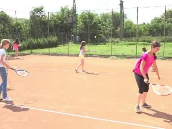 copii tenis