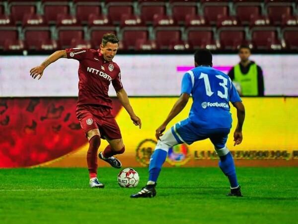 CFR Cluj s-a calificat în turul al doilea preliminar al Ligii Campionilor