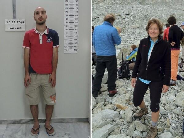 Lovită cu mașina, violată, apoi ucisă. Criminalul grec, de 27 de ani, și-a mărturisit fapta