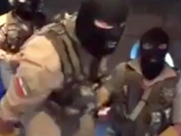 trupele de elită ale Teheranului