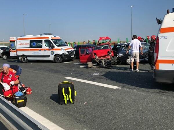 Accident Constanta