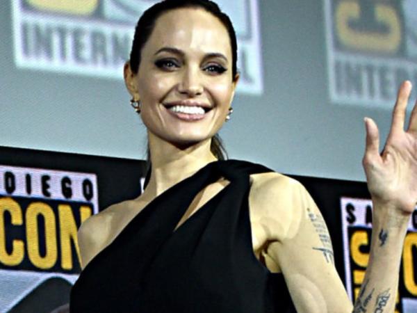 Angelina Jolie apariție spectaculoasă la Comic-Con. Ce a anunțat actrița