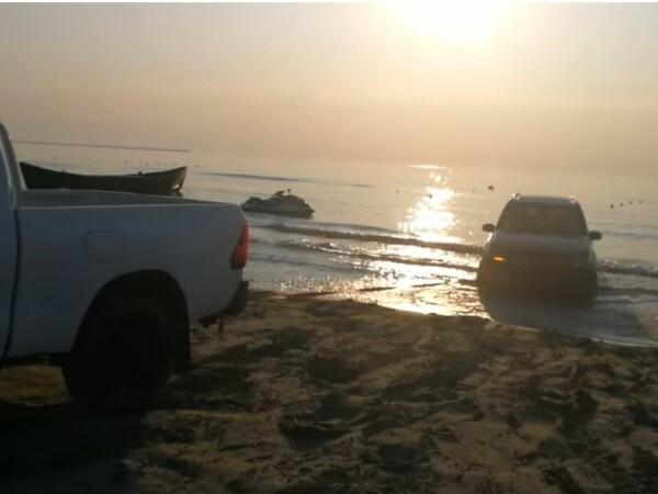 suv litoral