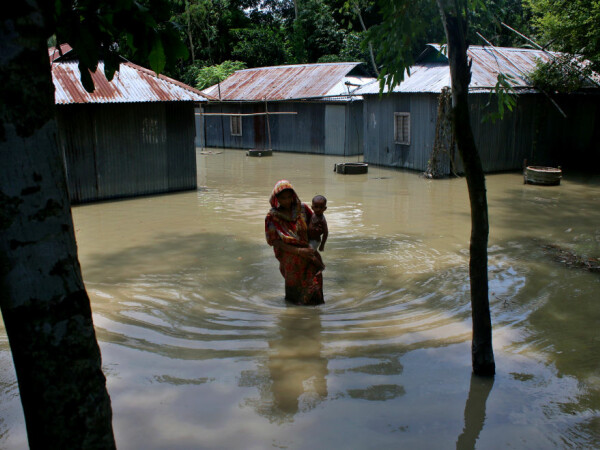 inundatii in India