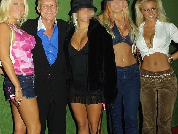 Drama unui model Playboy după ce a consumat alcool în fiecare zi