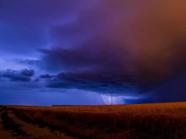 Furtuni severe în Europa