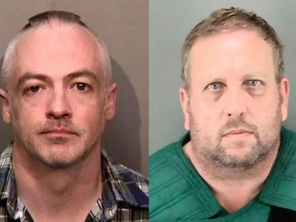 Wyndham Lathem și Andrew Warren, cei doi acuzați
