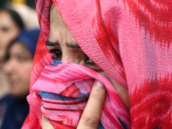 femeie india