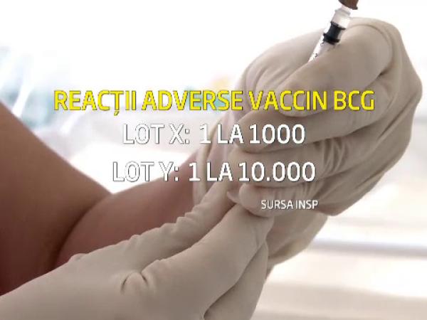 vaccin, Romania